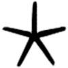 Ancient SEBA hieroglyph
